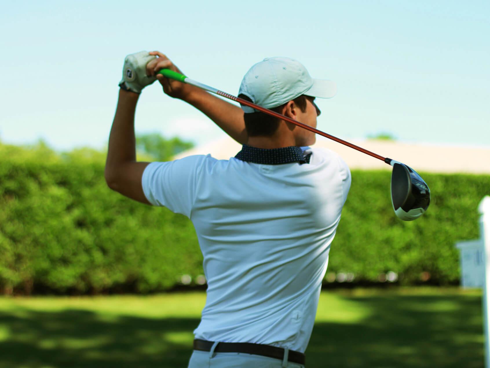 Guys golf getaway in orlando